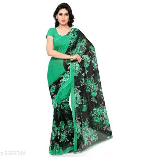 Anaya Stylish Poly Georgette Women's Sarees Vol 3