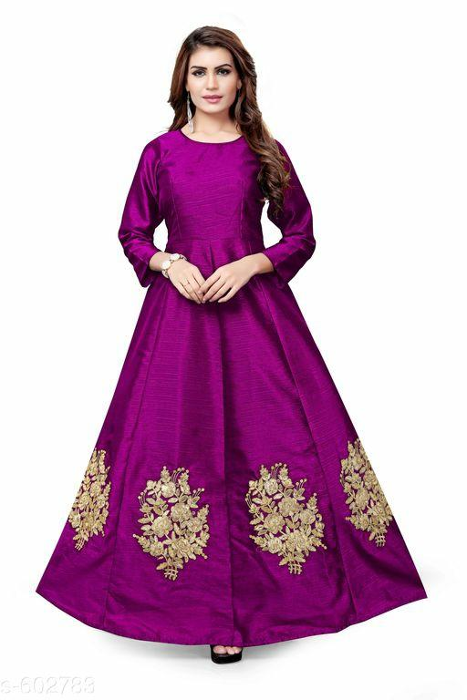 Attractive Designer Women Gowns Vol 2