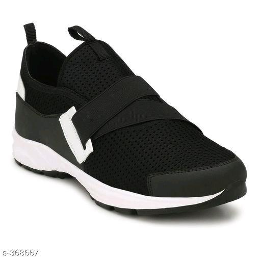 Men's Sleek Mesh Shoes Vol 1