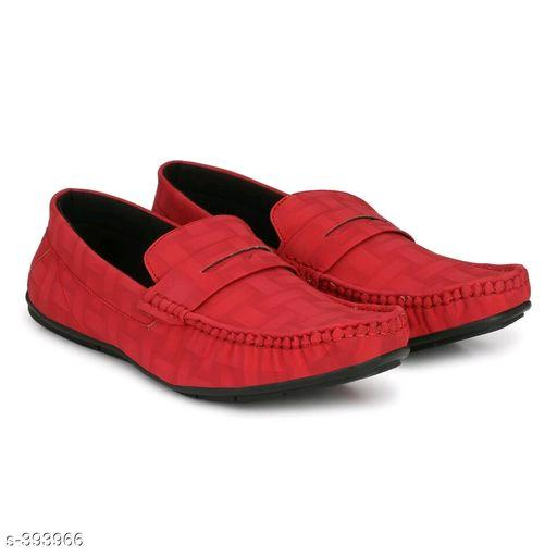 Men's Solid Dailywear Loafers Vol 1