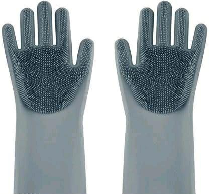 Useful Silicon Gloves Vol 18