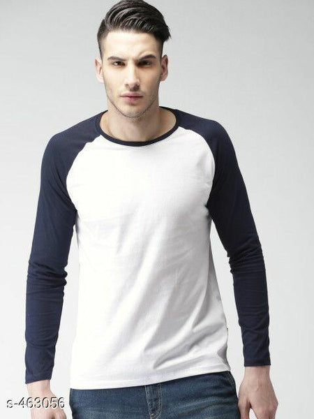 Stylish Cotton Men's T-Shirt