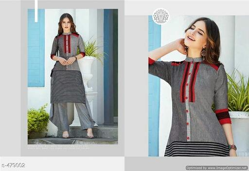 Myra Fabulous Handloom Cotton Embroidered Kurtis Vol 2