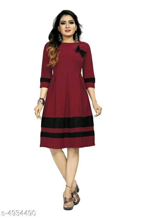 Comfy Ravishing Women Dresses