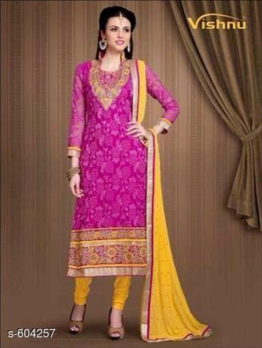 Mahika Pretty Rasal Net Embroidery  Suits Vol 3