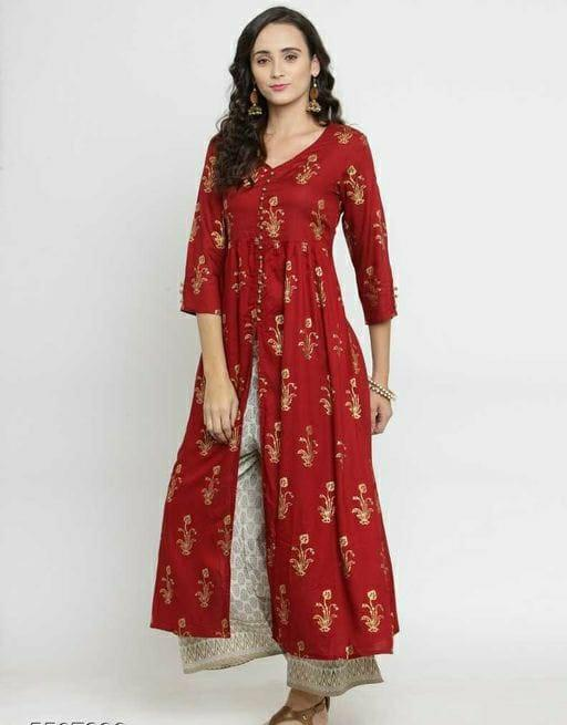 Jivika Voguish Women Kurta Sets