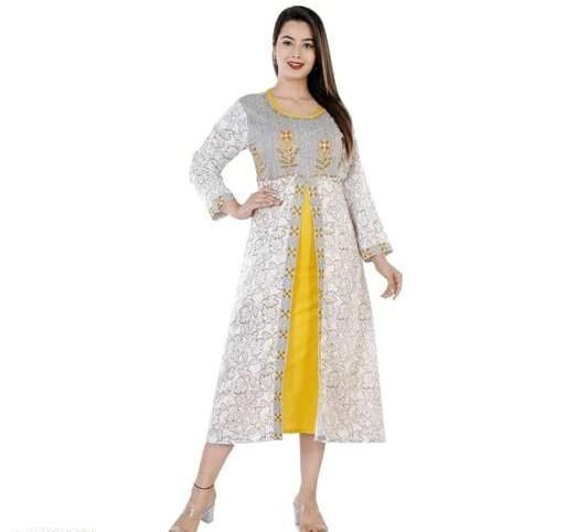 Stylish Women's Kurti Vol 1
