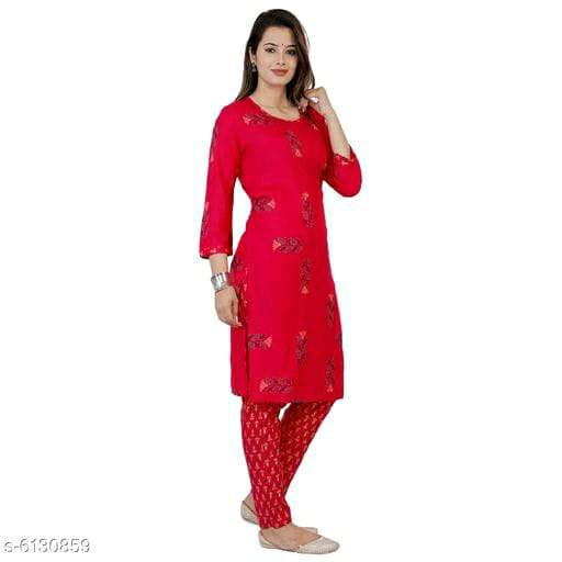 Trendy Petite Women Kurta Sets