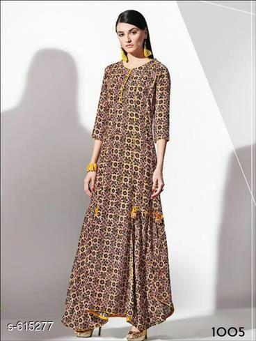 Tanirika Fashion Rayon Women Kurtis Vol 4