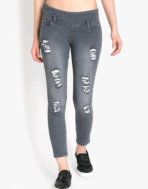 Trendy Fabulous Women Jeans