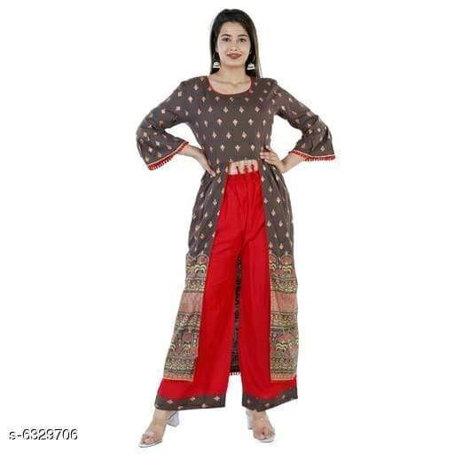 Aakarsha Ensemble Women Kurta Sets