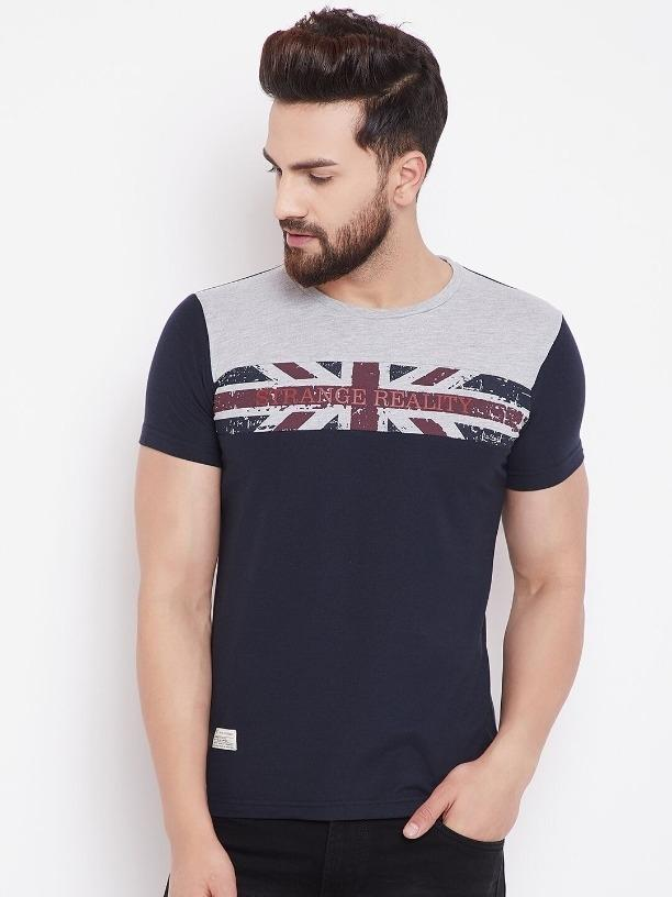 Cotton Solid T-Shirts