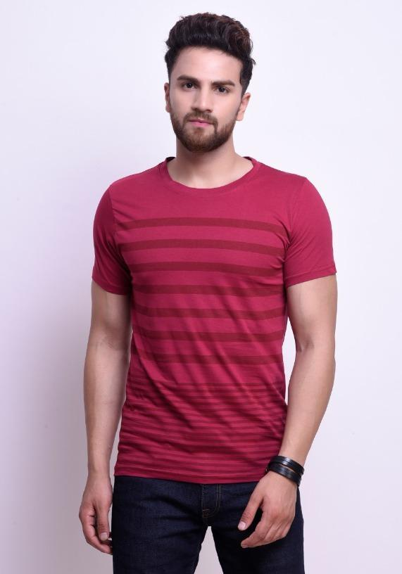 Cotton Solid T-Shirts Vol-3