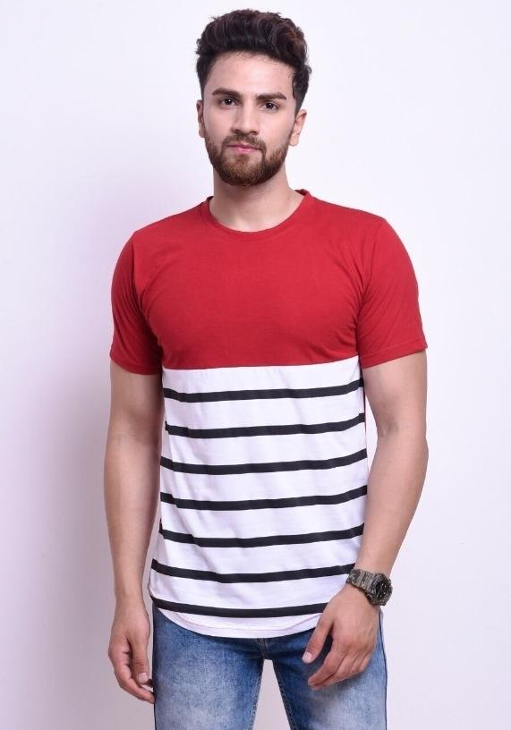 Cotton Solid T-Shirts Vol-8