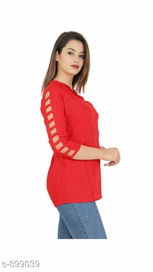 Hiba Gorgeous Rayon Women's Tops Vol 5