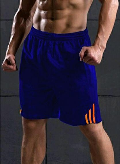 Poly Knit Solid Short