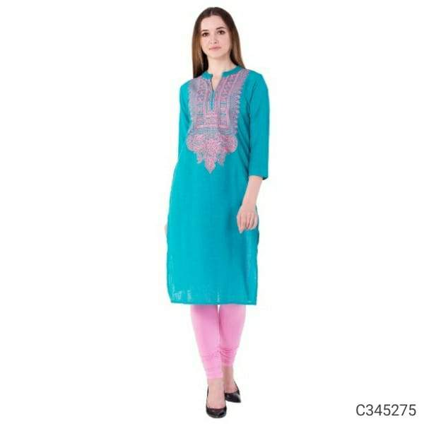 Women's Beautiful Cotton Fashionable Kurtis