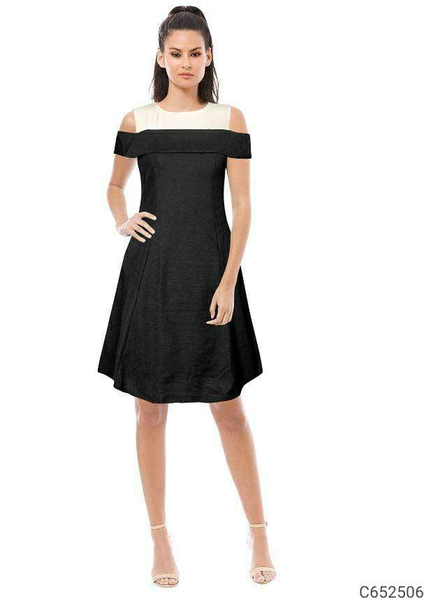Women's Trendy Knitting Solid Dresses