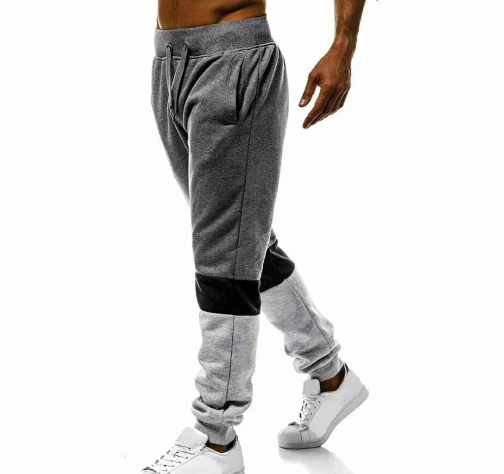 Polyester Blend Skin Fit Men Track Pants
