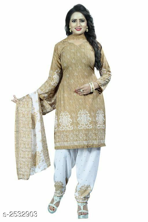 Siya Alluring French Crepe Printed Suits & Dress Materials Vol 1