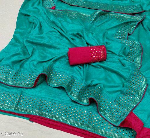 Divine Stylish Pure Sana Silk Women's Sarees Vol 2