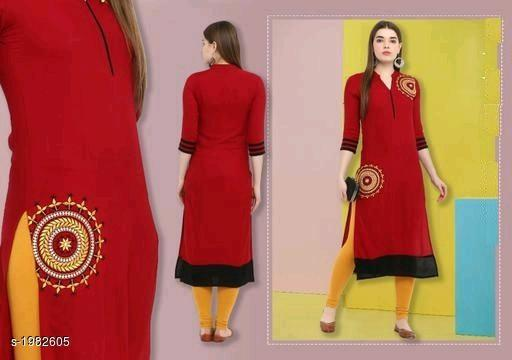 Radhika Fashion Attractive Women's Kurtis Vol 1