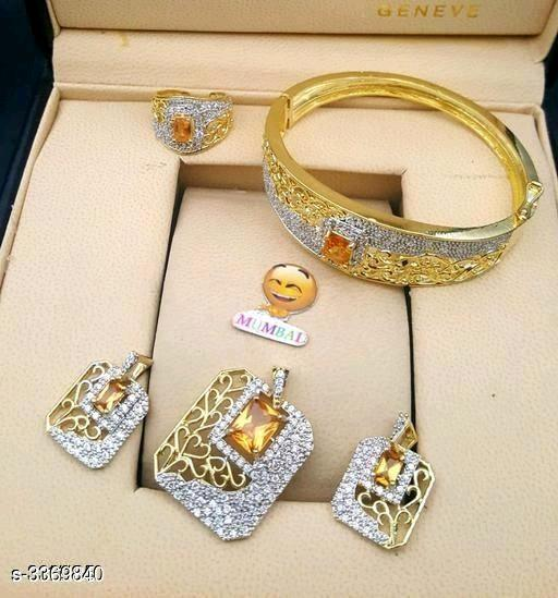 Alluring Alloy Women's Jewellery Sets Vol 11