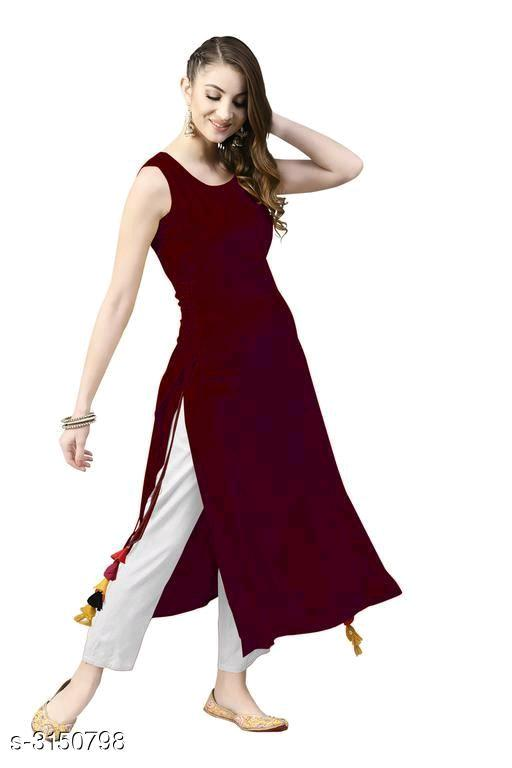 Stylish Women's Rayon Kurti Vol 10