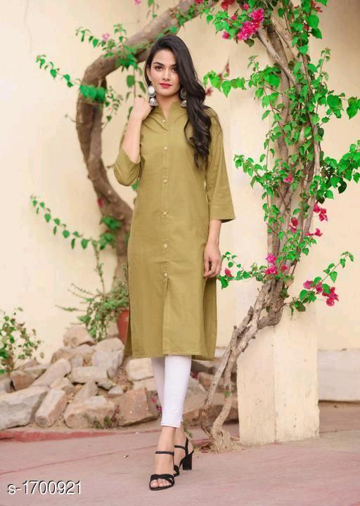 Vritika Graceful Women'sCotton Kurtis