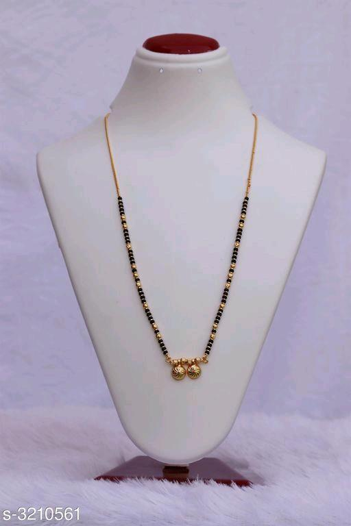 New Stylish Attractive Alloy Women's Mangalsutras