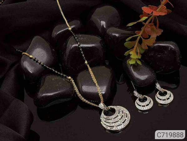 Lovely Alloy Mangalsutra Sets