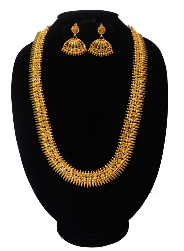 Traditional mullamott necklace