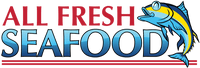 All fresh seafood logo