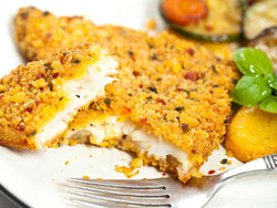CRUSTED TILAPIA FILLET, 2 - 8 OZ PORTIONS