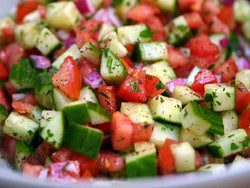 ISRAELI CHOPPED SALAD, 1 LB