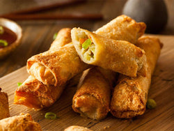 WAGYU BEEF & SHRIMP EGG ROLLS, 2 PCS