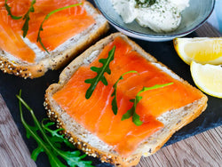 SCOTTISH SMOKED SALMON, 4 OZ PACK