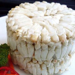 FRESH JUMBO LUMP CRABMEAT, 1 LB