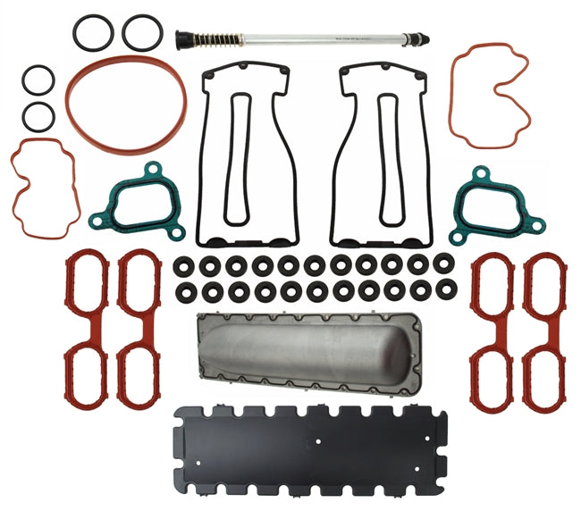 BMW E39 540i Valley Pan Re-Seal Kit - OEMBimmerParts