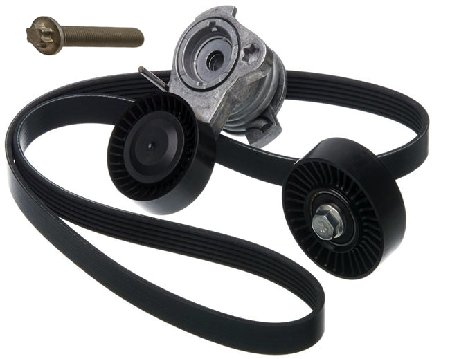 BMW E90/E92/E93 3-Series Belt Tensioner Kit By Uro 11288624196