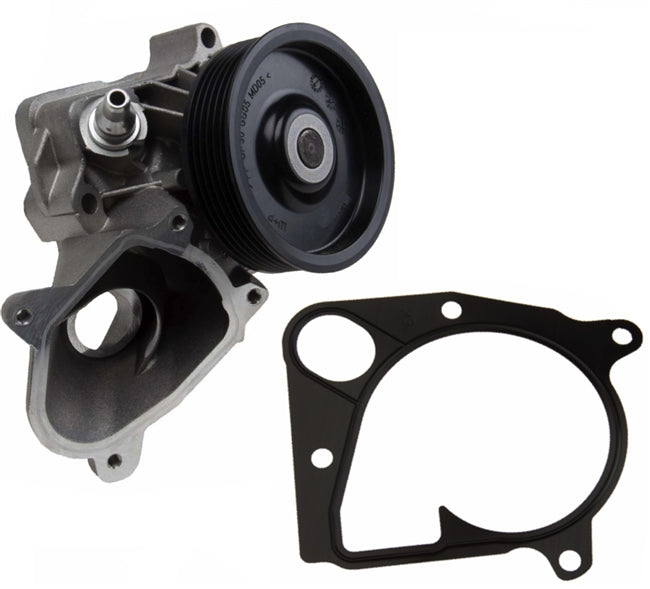 BMW 335d Engine Water Pump With Pulley By Graf 11517801063