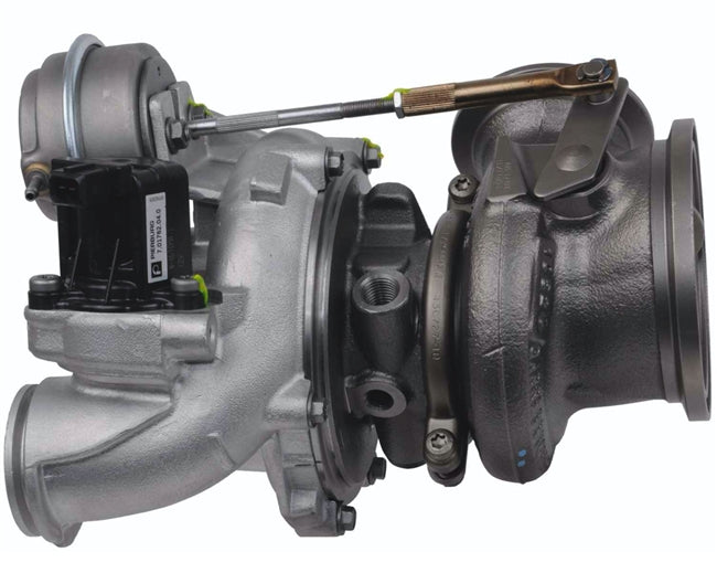 BMW 750i & 750li New Turbocharger Assembly OEM 11657576985 - OEMBimmerParts