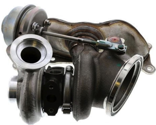 BMW 135i Turbocharger Assembly OEM 11657649290 - OEMBimmerParts