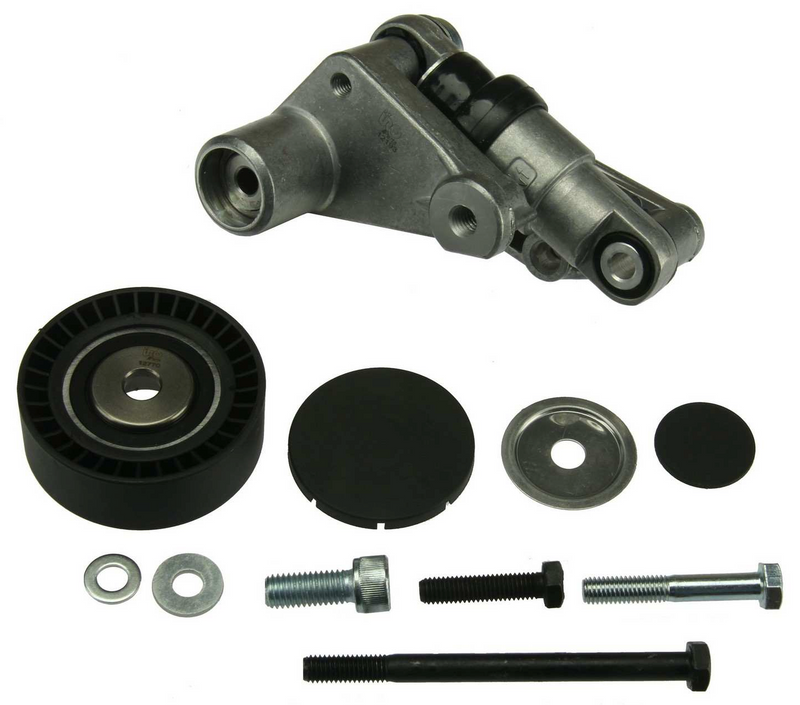 BMW E46 3-Series Belt Tensioner Refresh Kit W/ Hydraulic Upgrade By Uro Parts