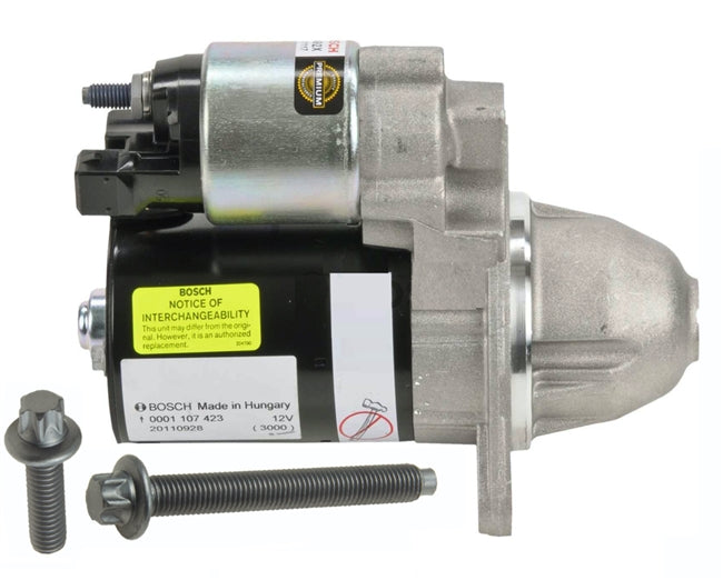 BMW E60/E61 5-Series New Engine Starter W/ Bolts OEM 12412354701 (2006-2010) - OEMBimmerParts