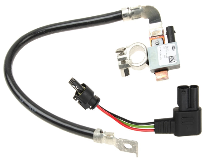 BMW 1-Series Negative Battery Cable Kit (IBS Kit) OEM 61127616199