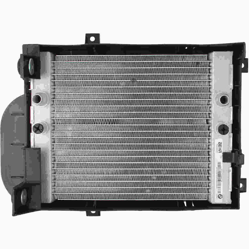 BMW X5 Auxiliary Radiator OEM 17117586544 - OEMBimmerParts