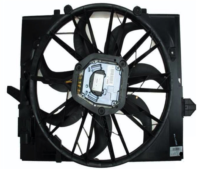 BMW E65/E66 7-Series Auxiliary Fan By Behr (Puller) 17427524881 - OEMBimmerParts