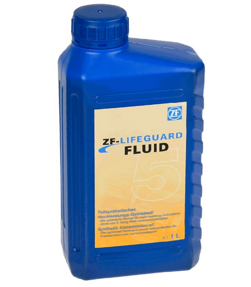Automatic Transmission Fluid By ZF OEM 1 Liter 5HPXXX 83229407807
