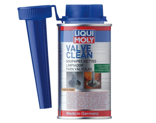 "Valve Clean ""Ventil Sauber"" By Liqui Moly 150ML Bottle"